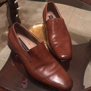 Men Dress shoes brown